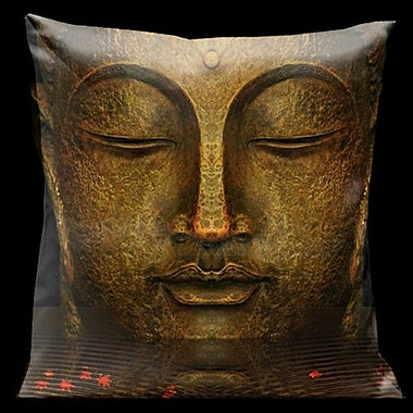 Lama Kasso Zen Throw Pillow