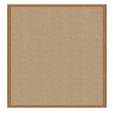 Linon Rugs Athena Hand-Tufted Sisal/Gold Area Rug; 9'10'' x 13'