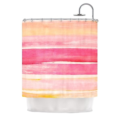 KESS InHouse Coulour Play Shower Curtain