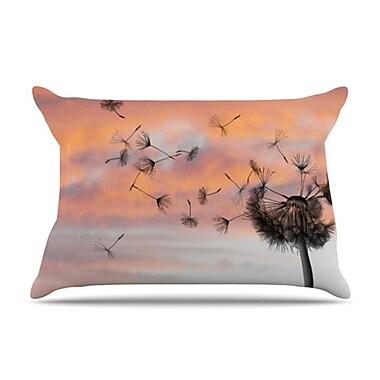 KESS InHouse Dandy Pillowcase; King