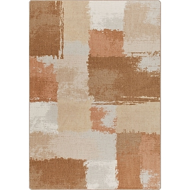 Milliken Mix and Mingle Canyon Fair And Square Rug; 7'8'' x 10'9''