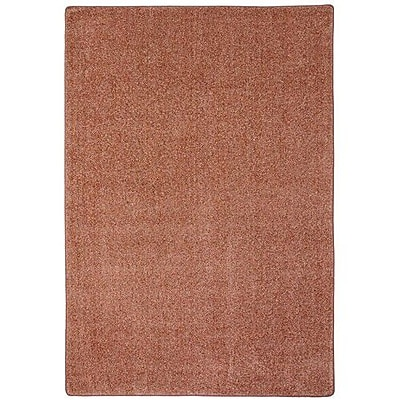 Milliken Modern Times Harmony Mellow Mauve Area Rug; Rectangle 7'8'' x 10'9''