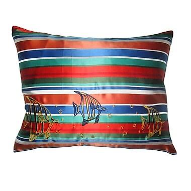 Filos Design Pillow Prep Lumbar Pillow; Coral