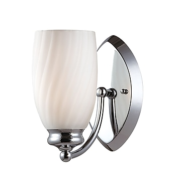 Designers Fountain Belize 1-Light Wall Sconce