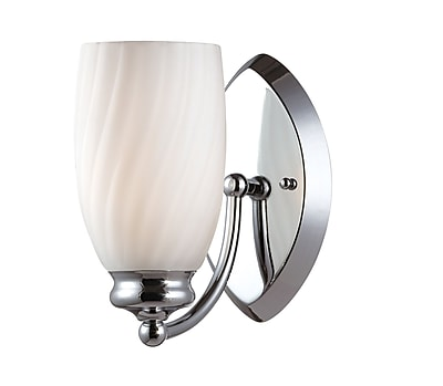 Designers Fountain Belize 1-Light Armed Sconce