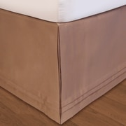 Veratex Matte Bed Skirt; California King
