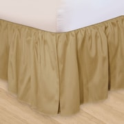 Veratex Ruffled Bed Skirt; California King