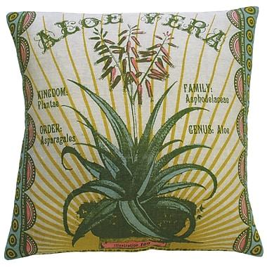 Koko Company Botanica Linen Throw Pillow