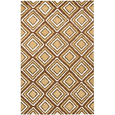 Chandra INT Geometric Area Rug; 7'9'' x 10'6''