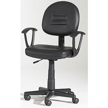 Chintaly Hydraulic High-Back Desk Chair