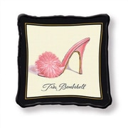 Fine Art Tapestries Tres Bombshell Throw Pillow