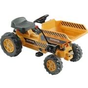 Big Toys Kalee Pedal Tractor w/ Dump Bucket