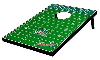 Tailgate Toss NCAA Football Cornhole Game; Ohio - Bobcats Decal