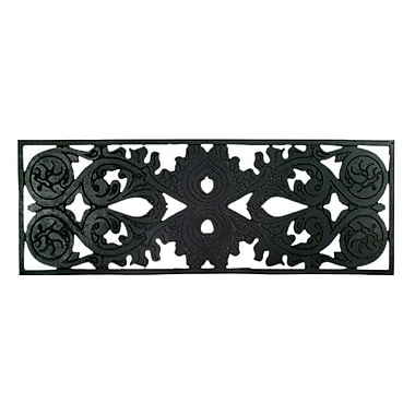 Imports Decor Molded Stair Utility Mat; Rectangle 10'' x 30''
