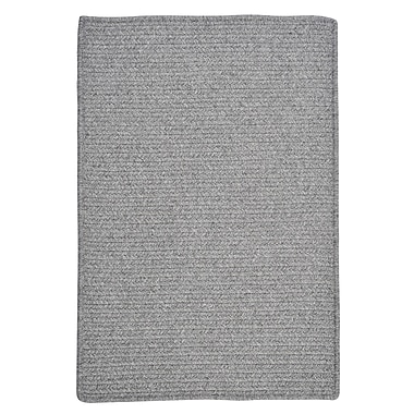 Colonial Mills Westminster Light Gray Area Rug; Rectangle 2' x 3'