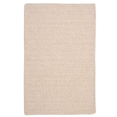 Colonial Mills Westminster Natural Area Rug; Square 4'