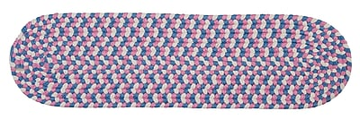 Colonial Mills Carousel Blue Crush Stair Tread; Set of 13