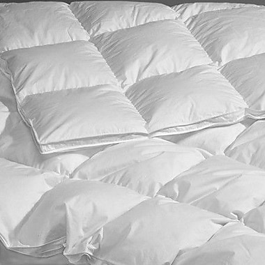 Highland Feather La Palma Heavyweight Down Duvet Insert; King (45 oz)