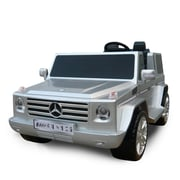 Kidz Motorz Mercedes Benz G55 AMG Two Seater 12V Battery Powered Jeep