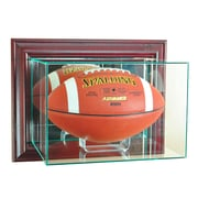Perfect Cases Wall Mounted Football Display case
