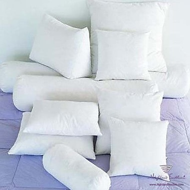 Highland Feather Goose - Level Ii 100pct Down Pillow; Cushion (22 oz)