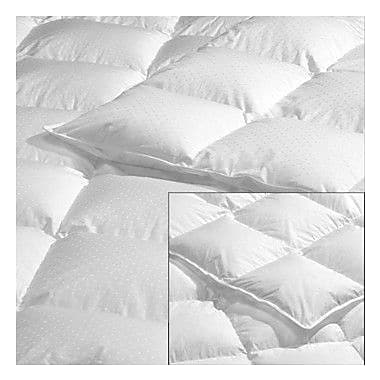 Highland Feather Down Duvet Fill; King (35 oz)