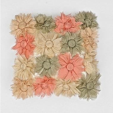 AV Home AV Home Silk Chiffon Throw Pillow; Garden