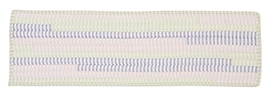 Colonial Mills Ticking Stripe Rect Dreamland Stair Tread; 1