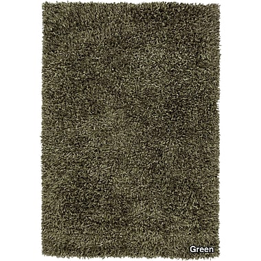 Chandra Sidney Green Area Rug; 7'9'' x 10'6''