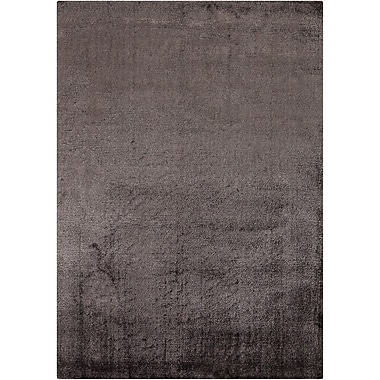 Chandra INT Charcoal Area Rug; 5' x 7'