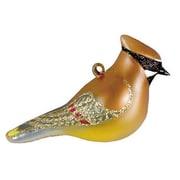 Cobane Studio LLC Cedar Waxwing Ornament