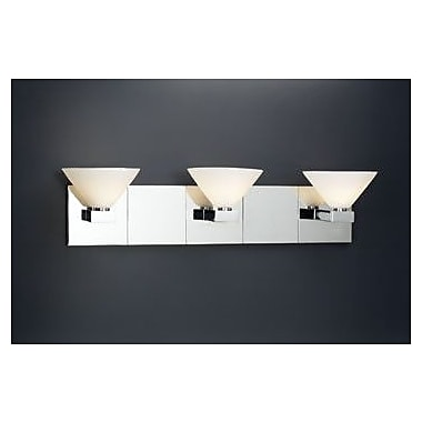 PLC Lighting Matrix 3-Light Vanity Light