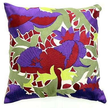 Sabira Gulmahar Throw Pillow