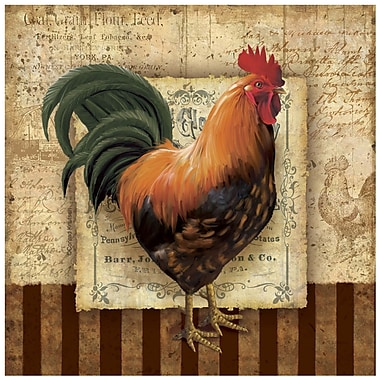 Thirstystone Prize Rooster I Occasions Trivet