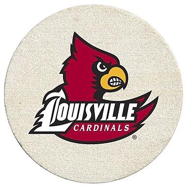 Thirstystone University of Louisville Collegiate Coaster (Set of 4)