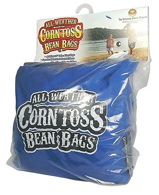 Driveway Games Company Four Pieces Bean Bag Game Set; Royal Blue
