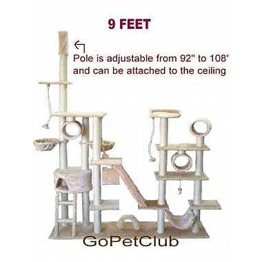 Go Pet Club 108'' Cat Tree