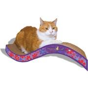 Imperial Cat Scratch n' Shapes Medium Purrfect Stretch Recycled Paper Scratching Board