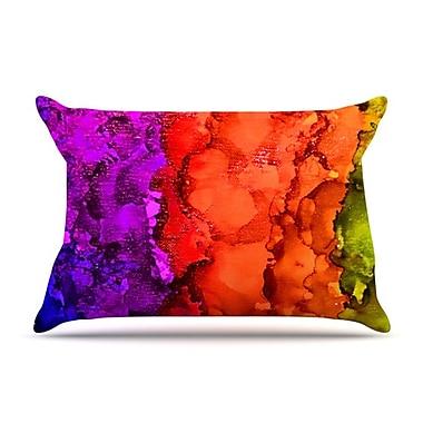 KESS InHouse Clairevoyant Pillowcase; King