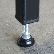 K9 Kennel Single Yard Kennel Adjustable Foot