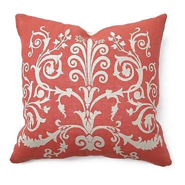 Kosas Home IIIusion Rulla Linen Throw Pillow