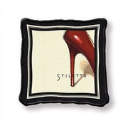 Fine Art Tapestries Stiletto Throw Pillow