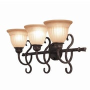 Woodbridge Fairhaven 3-Light Vanity Light