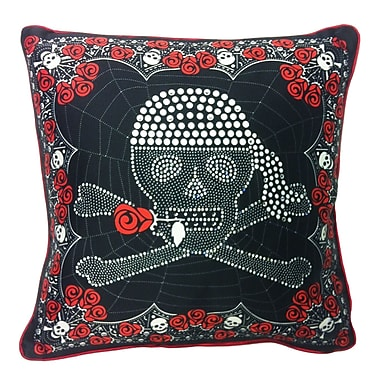 Filos Design Holiday Elegance Throw Pillow
