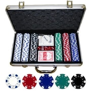JP Commerce 300 Piece Dice Poker Set