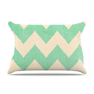 KESS InHouse Malibu Pillowcase; Standard