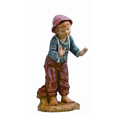 Fontanini 50'' Scale David Small Boy Figurine