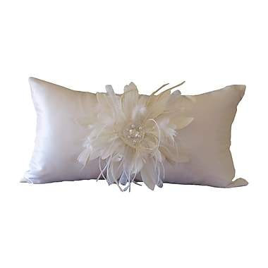 Debage Inc. Baselah Boudoir Pillow; Cream