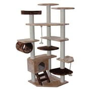 Kitty Mansions 67'' Troy Cat Tree