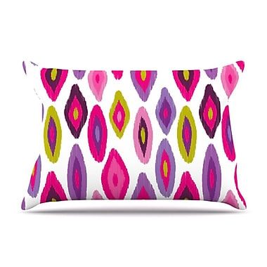 KESS InHouse Moroccan Dreams Pillowcase; King